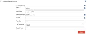 BuildParameter